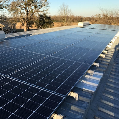 Solar Metal Roofing Services - Wise Roofers